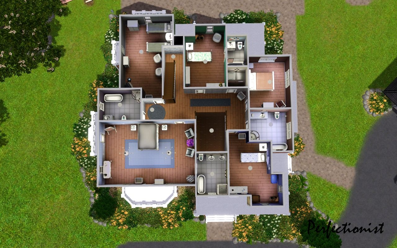 mod the sims 39 michelle mansion 39 no cc