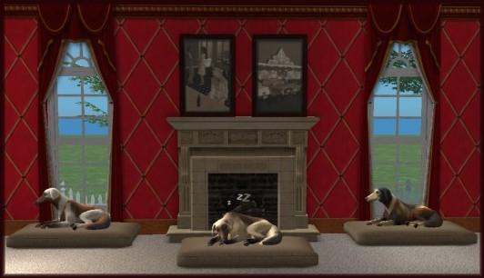 Sims 3 Afghan Hound Mod The Sims - Afghan ...