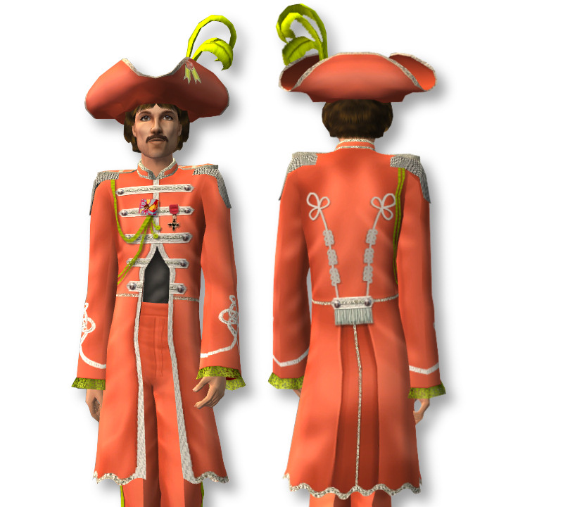 Mod The Sims Sgt Pepper S Lonely Hearts Club Band