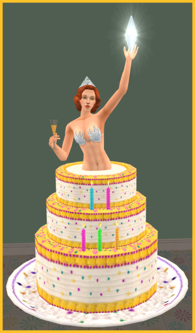 Where Can I Buy A Cake In Sims