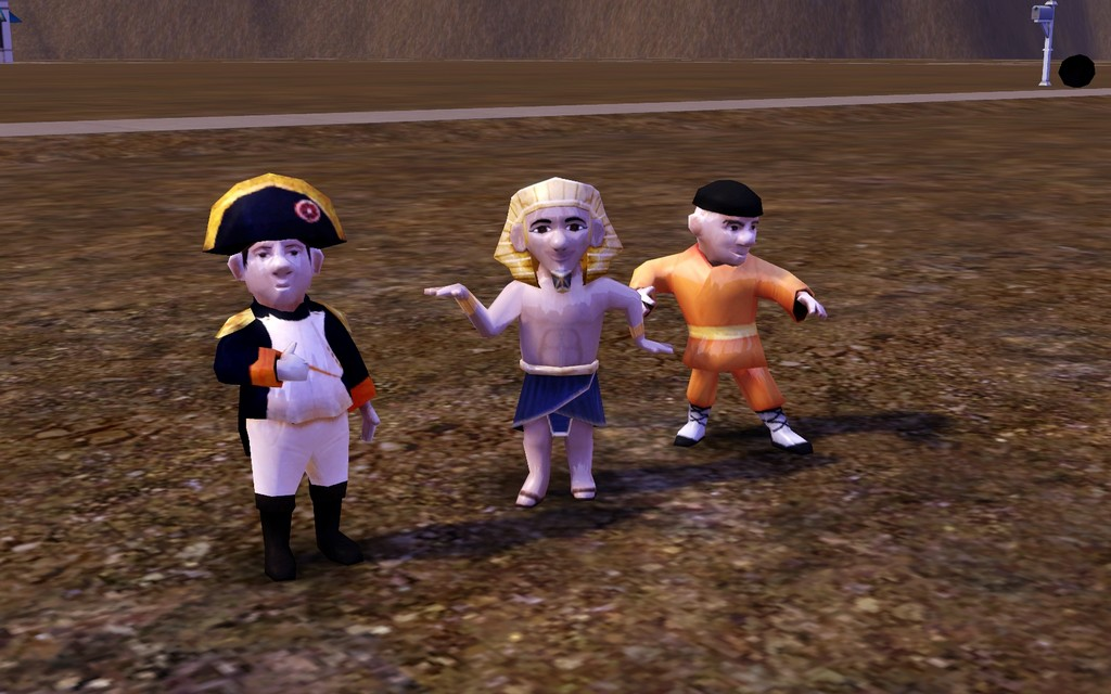 mod the sims magic gnomes from the sims 3 world adventure