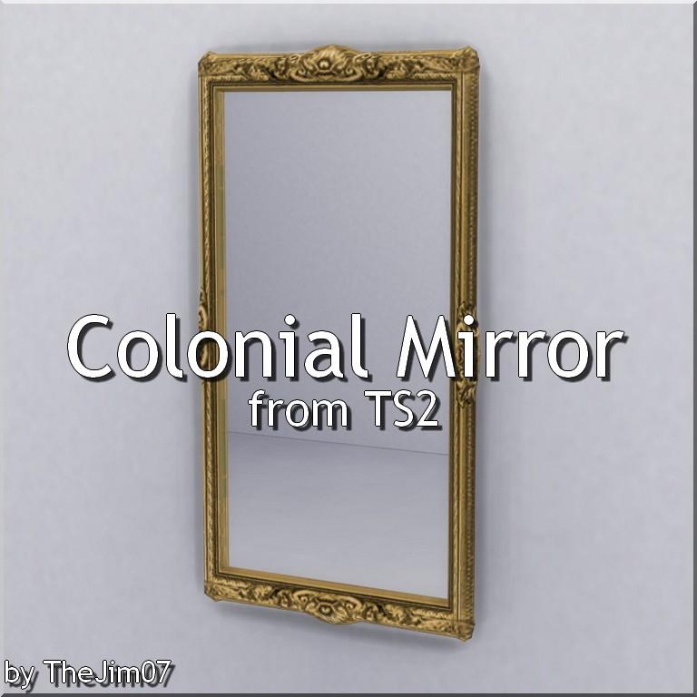 Колониальное Зеркало