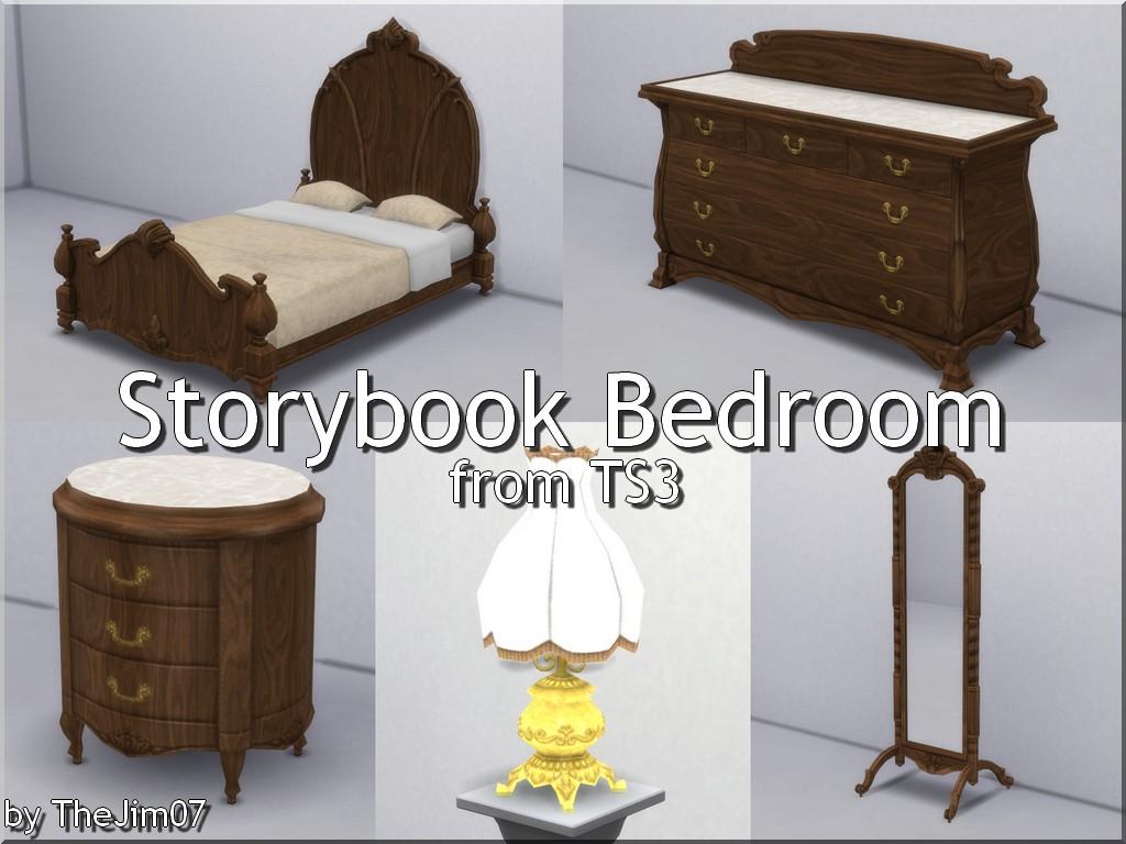 Рассказ Спальня