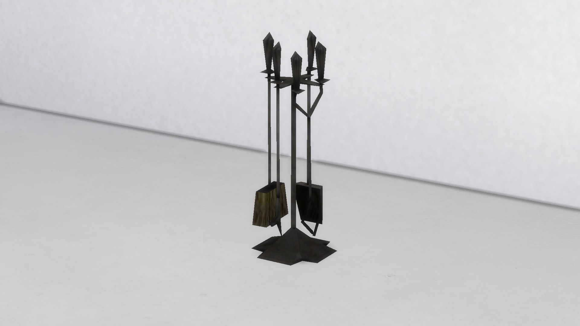 Мод Набор каминных инструментов