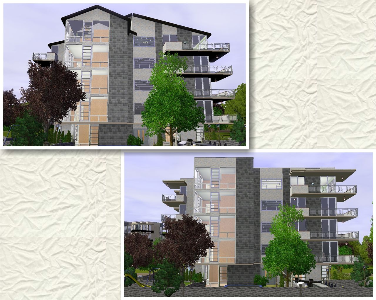 Mod the sims bucharest apartment bucharest apartment v 1 for Bucharest apartments