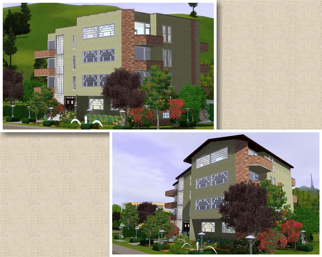 Mod The Sims Astoria Apartment Astoria Apartment V 1