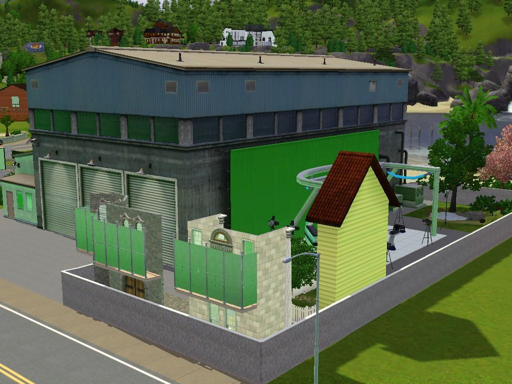 Mod The Sims - Smaller Plumbob Pictures Backlot