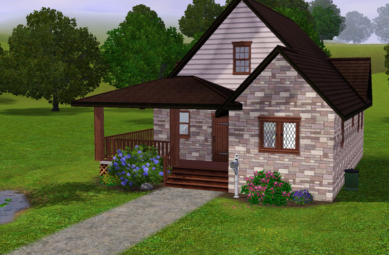 The Exterior Of The House Has A Wrap Around Porch For Those Lazy Summer  Days, Where You Can Just Sit Back And Listen To The Sounds Of The Pond.