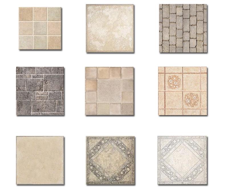 Mod The Sims 9 Earthy Stone Floors