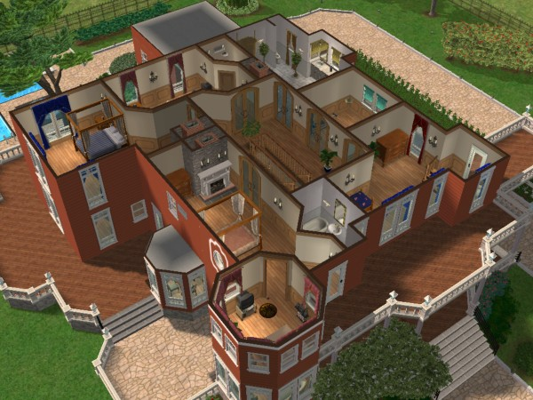 Mod The Sims - Stephen King's House - Hack Free - EP req