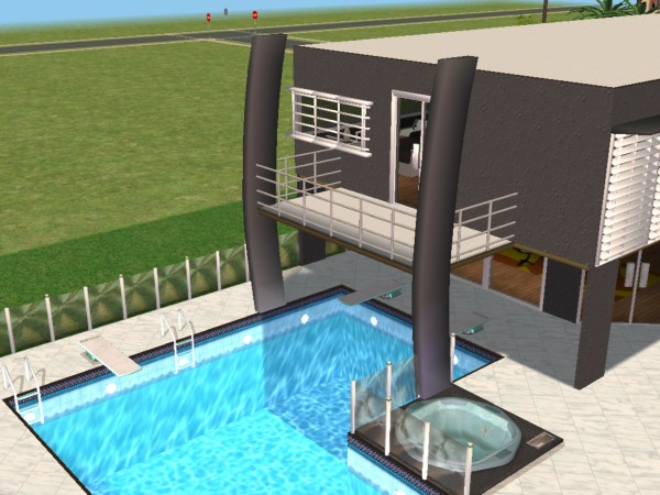 House Designs In Sims 2