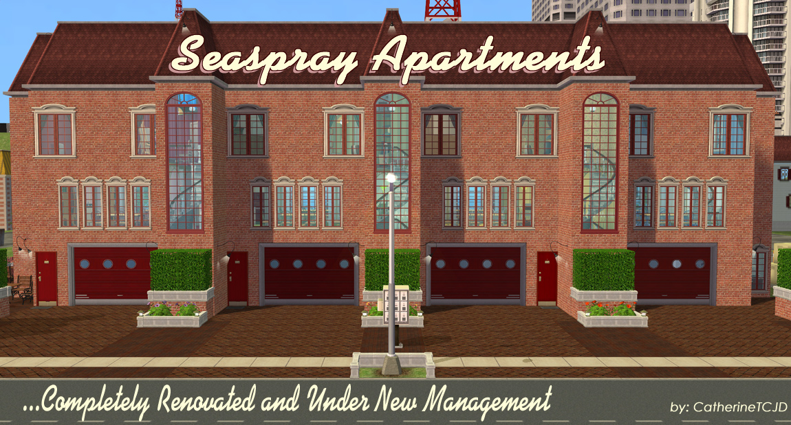 Though The Apartment Building Has Now Been Brought Up To Code It Still Retains Old World Charm You Ve Come Expect Your Growing Sim Families Will