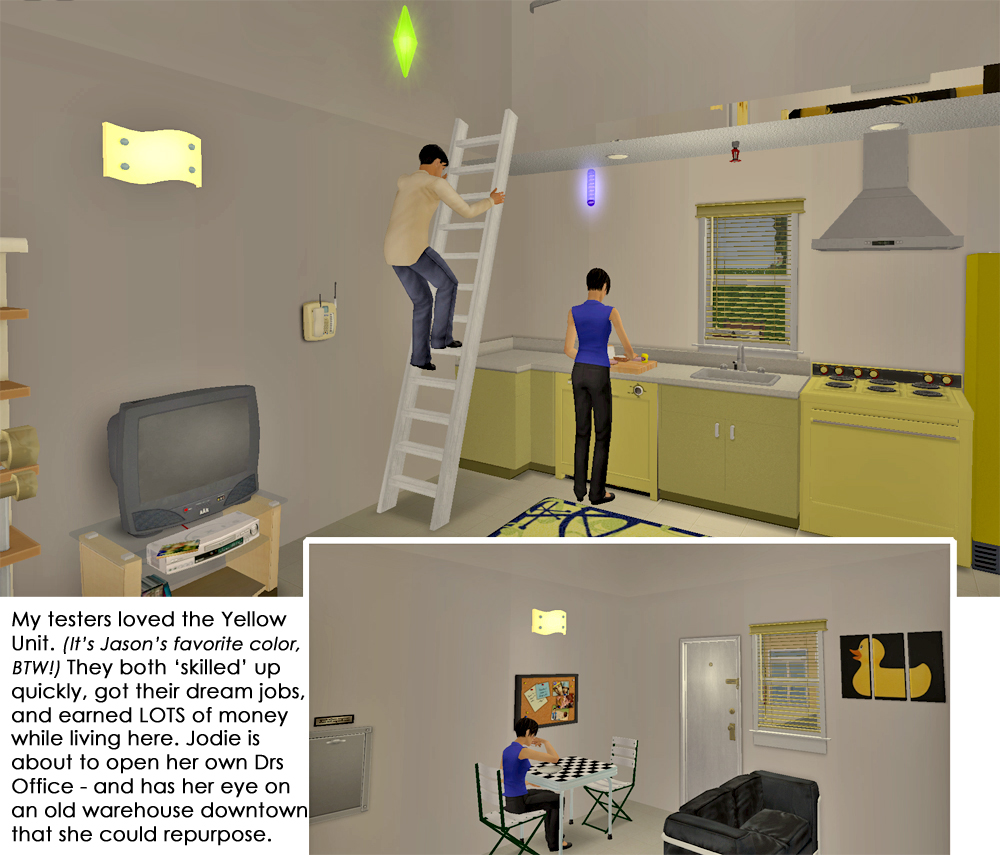 Sims  Rent A Room Mod