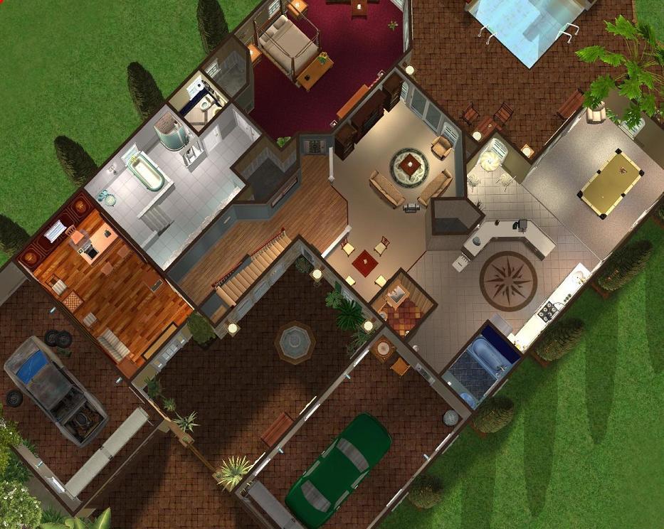Mod The Sims Strathmore Ii Grand Hampton