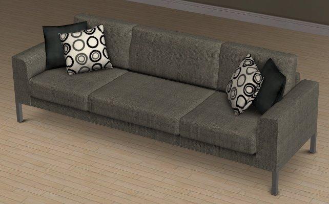 Výsledek obrázku pro The sims 2 sofa