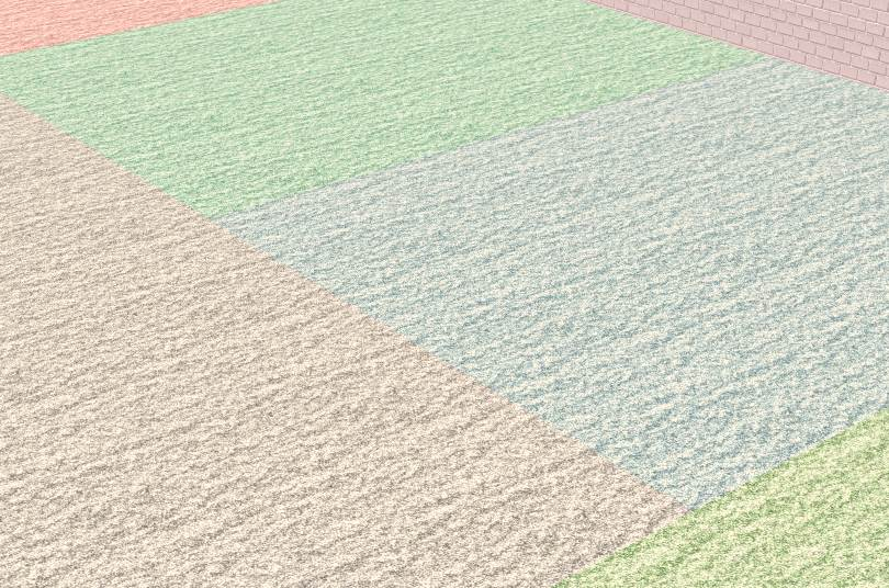 Pastel Carpet Ideas