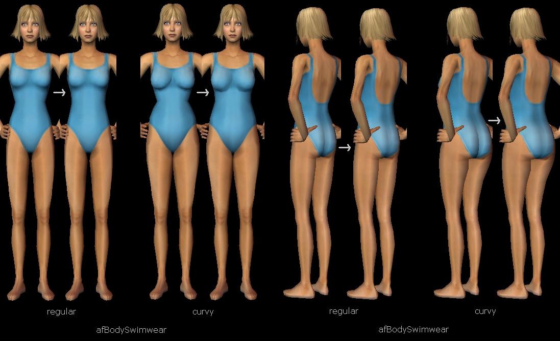 The sims 2 female nude skin foto 26