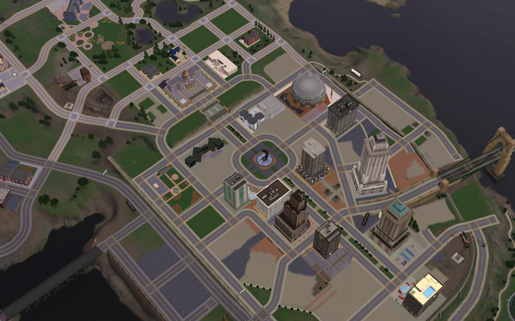 Mod the sims bridgeport emptied 4 more publicscrutiny Gallery