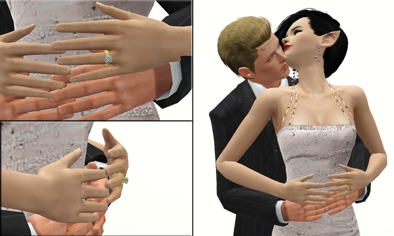 Mod The Sims Four Forever Rings