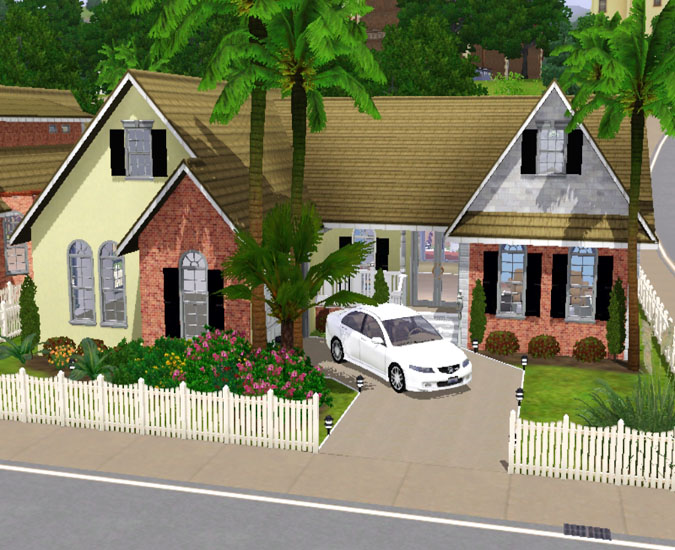 mod the sims - suburban life: the broward