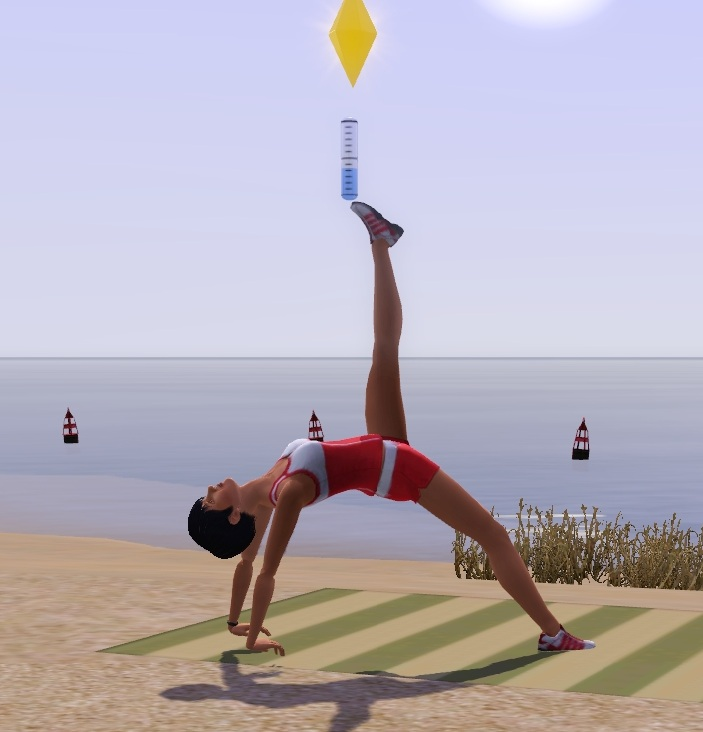 Mod The Sims - [New UPDATE] Yoga Rug