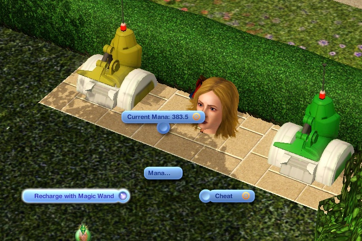 Mod the sims dolphin 39 s magic gardening gnome modified for Indoor gardening sims 4