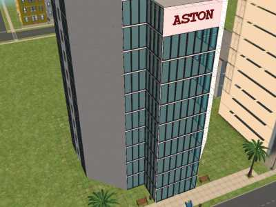 Mod The Sims Another Skyscraper From Astondb9