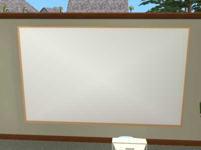 mod the sims shiny whiteboards inc