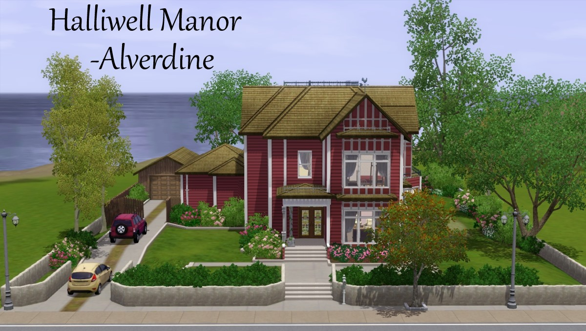 Modele maison sims 3 best modele maison sims gallery of for Modele maison sims 2