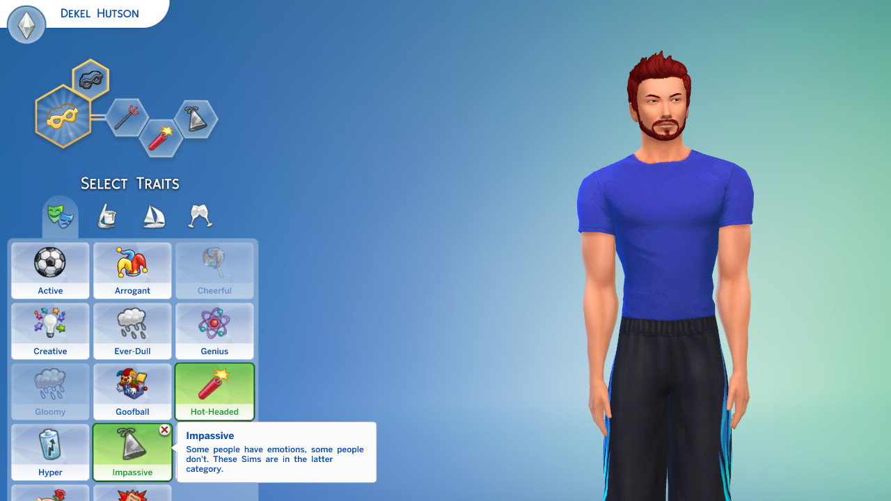 the sims4 how to tell what careers you have done