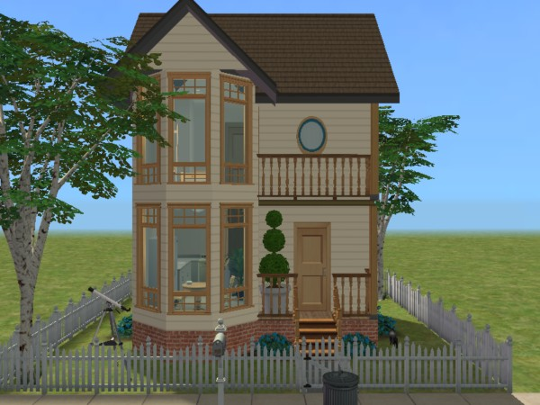 mod the sims - victorian house 12 -- cozy starter