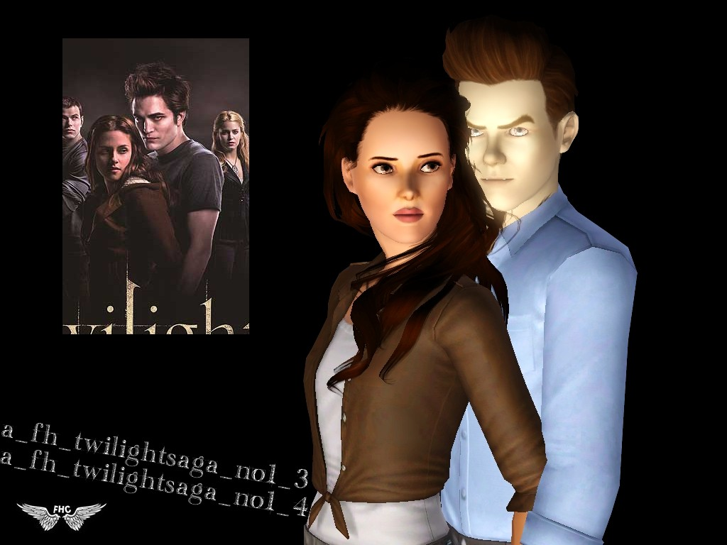 Mod The Sims Twilight Saga No 1 Pose Pack
