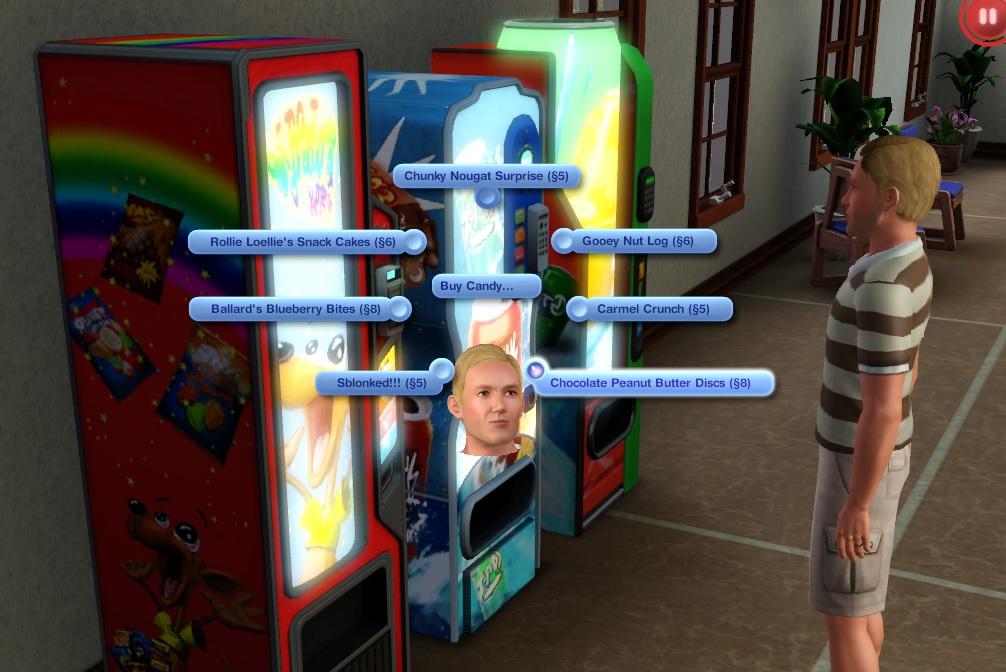 Mod The Sims - (UPDATE: 18-APR-2016) Vending Machine Tweaks