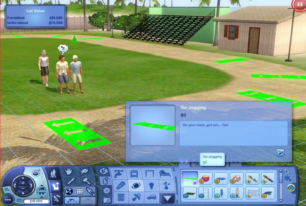 Sims  Build Mode Hack