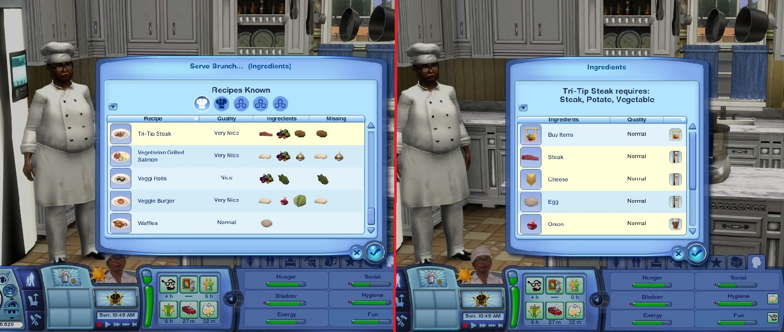Mod The Sims - (UPDATE: 24-MAR-2017) Cook With Any