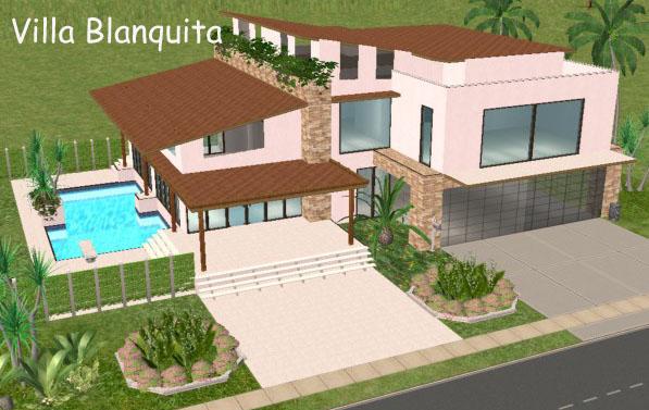 mod the sims villa blanquita. Black Bedroom Furniture Sets. Home Design Ideas