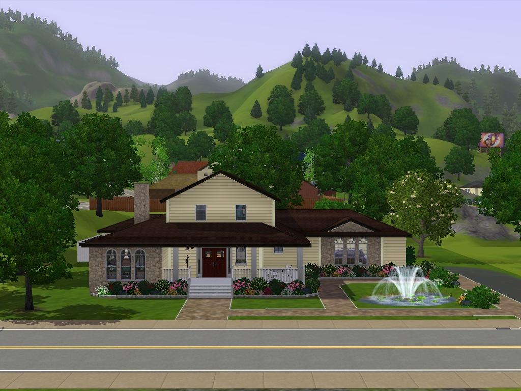 تویه خونه آپارتمانی Mod The Sims - 10-Able lane