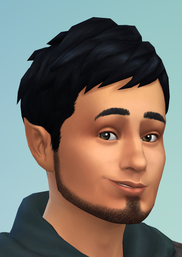 Mod The Sims - Pointy Ears Unlocked - All Ages