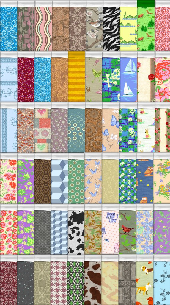 Mod The Sims 211 Sims 3 Patterns As Sims 2 Bedding