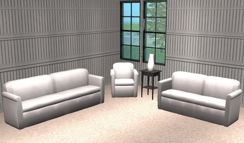 As You Can See Below, These Recolors Will Show In My Contempo Living  Add Ons
