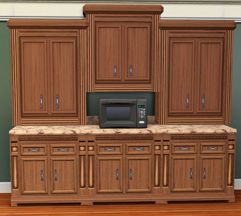 Shallow Traditional Wall Cabinet