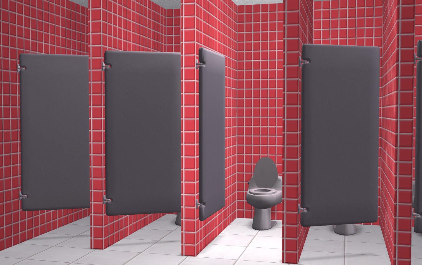 Bathroom Stalls Sims 3 mod the sims - astro stall door