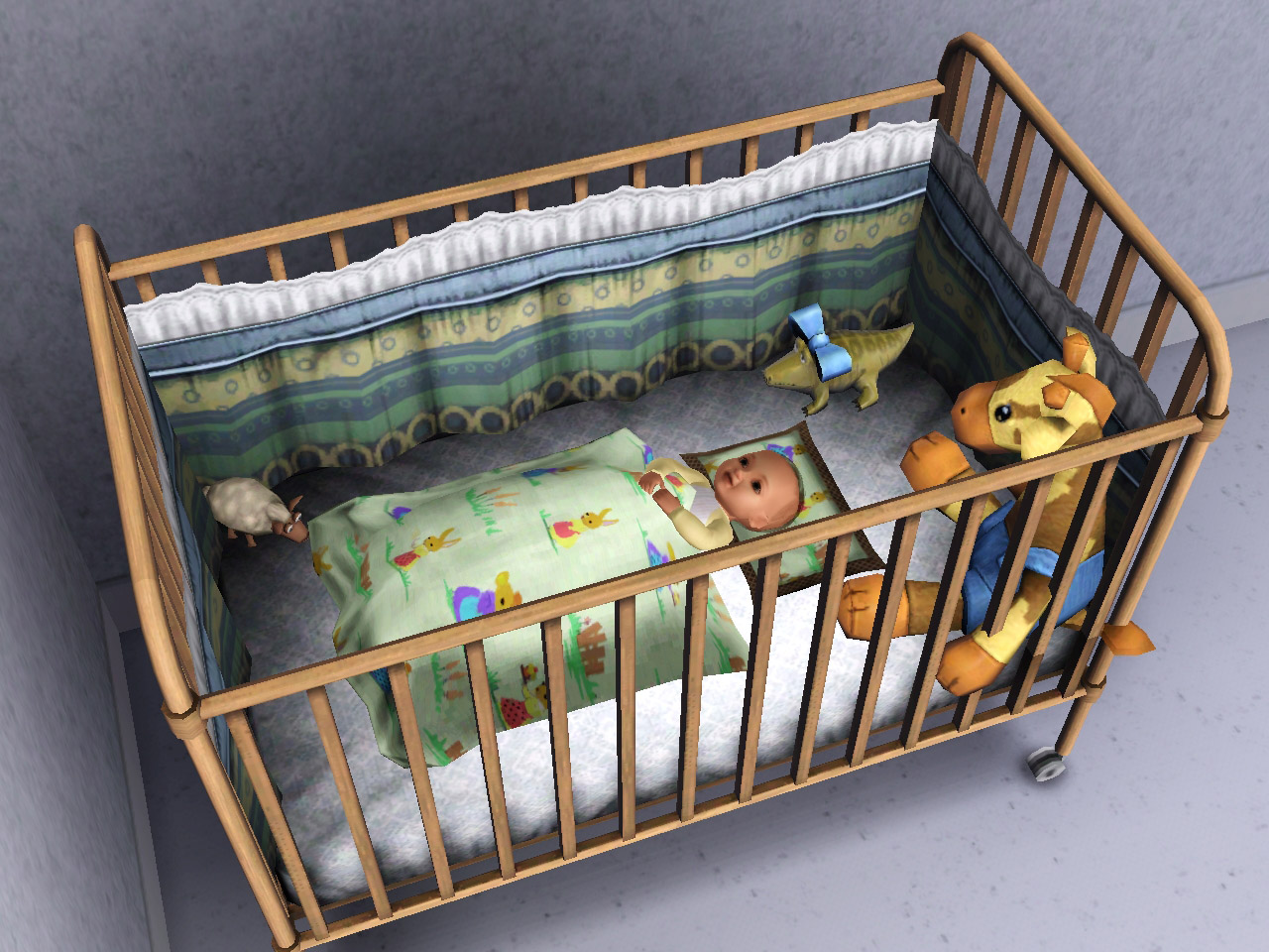 Mod The Sims Cute Amp Cozy Bedding