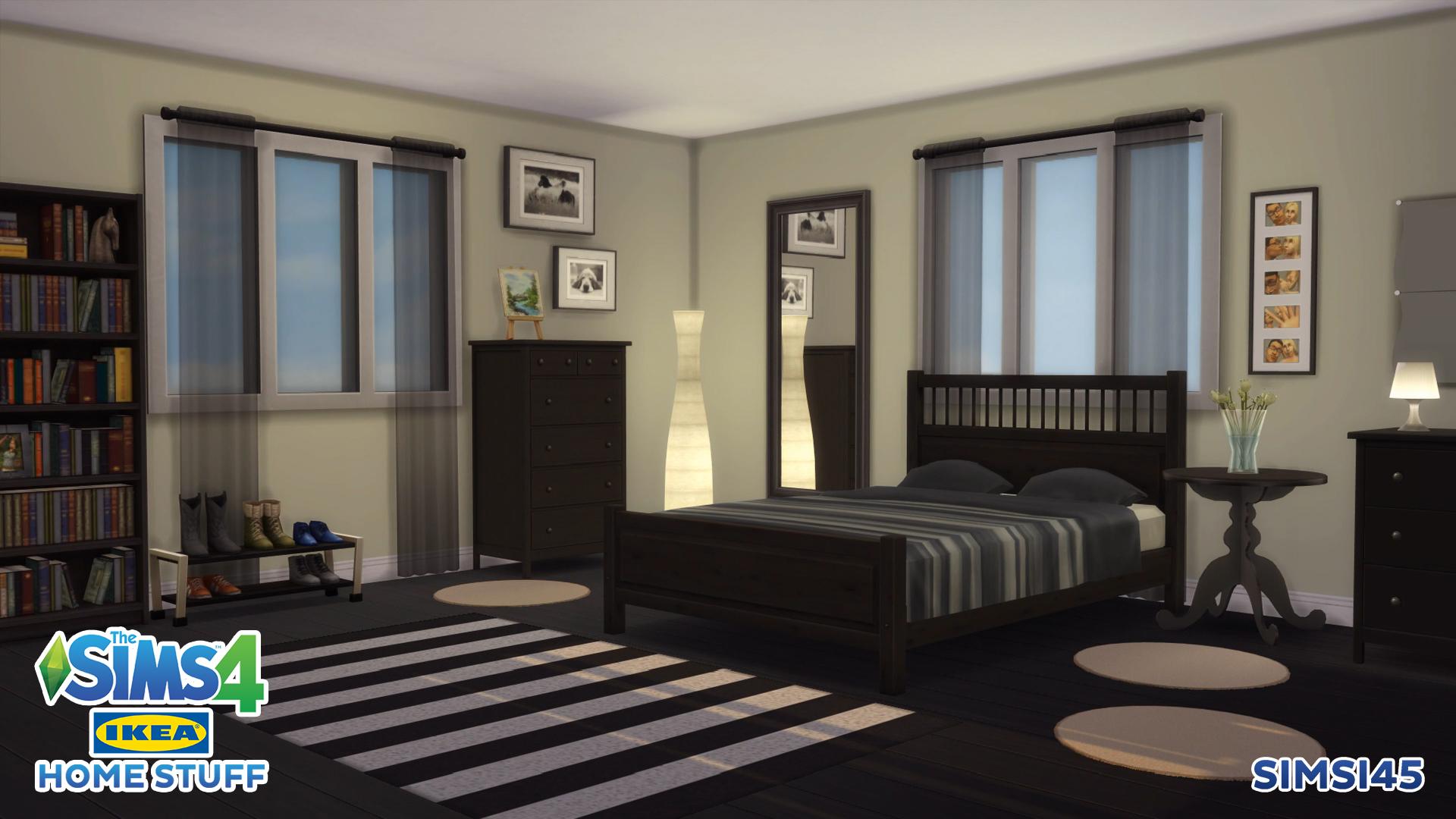 Мод The Sims 4 IKEA