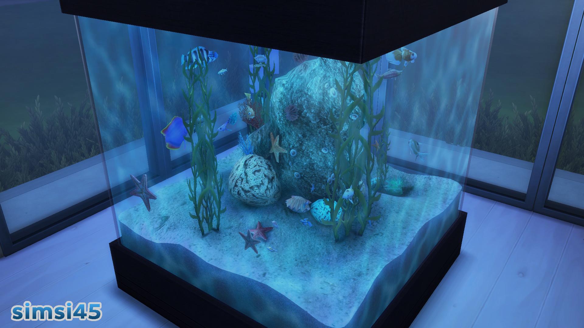 key sim aquarium 3