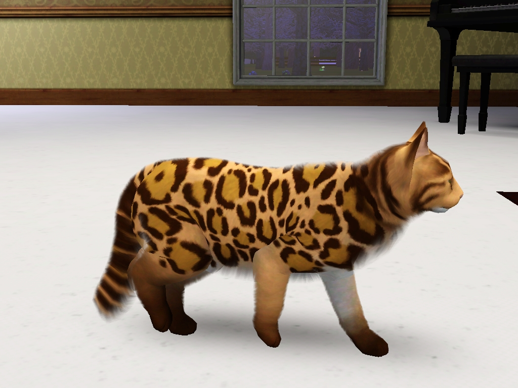 how to create a horse markings sims 3