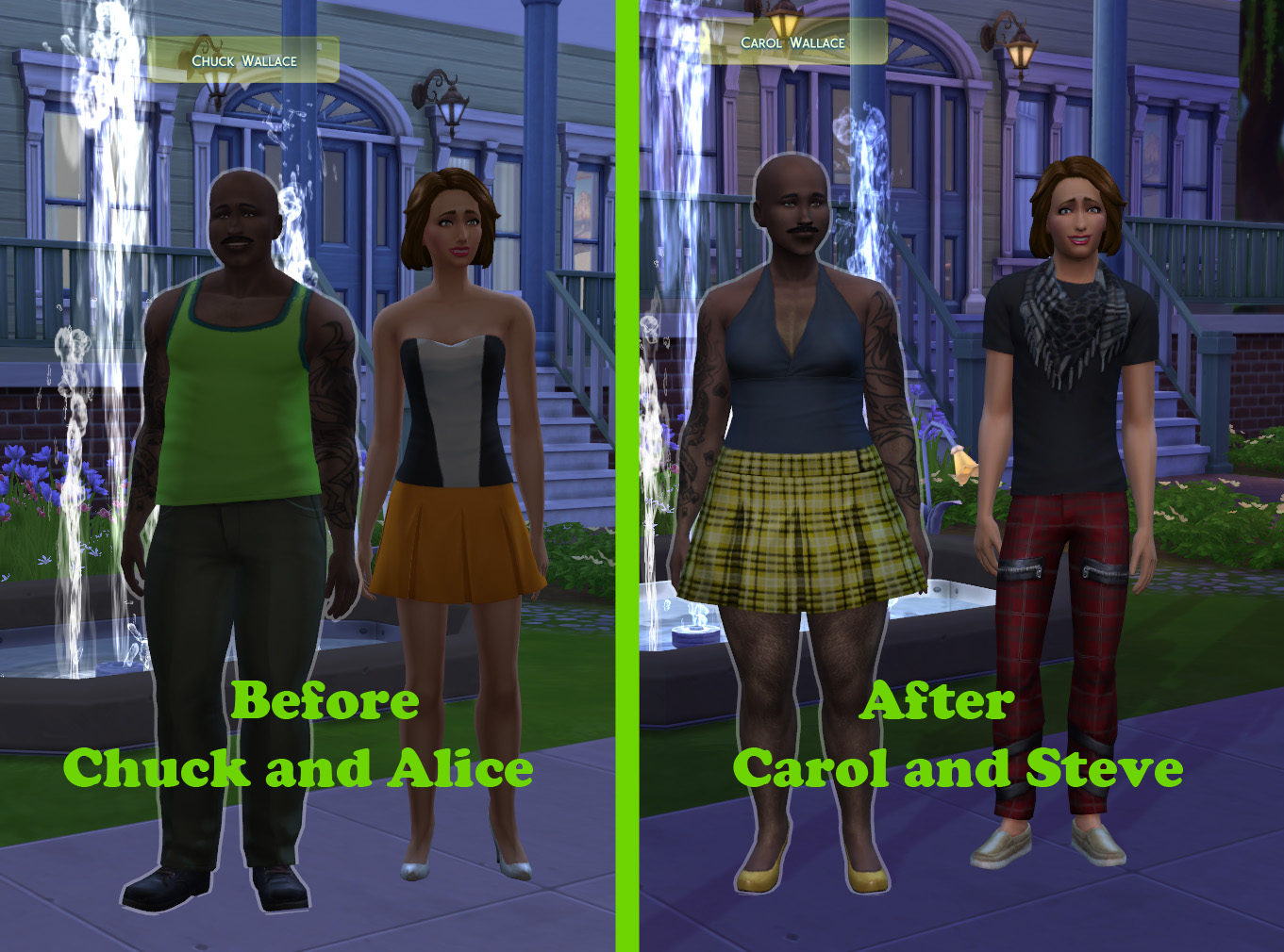 Sims 2 mods for sex change