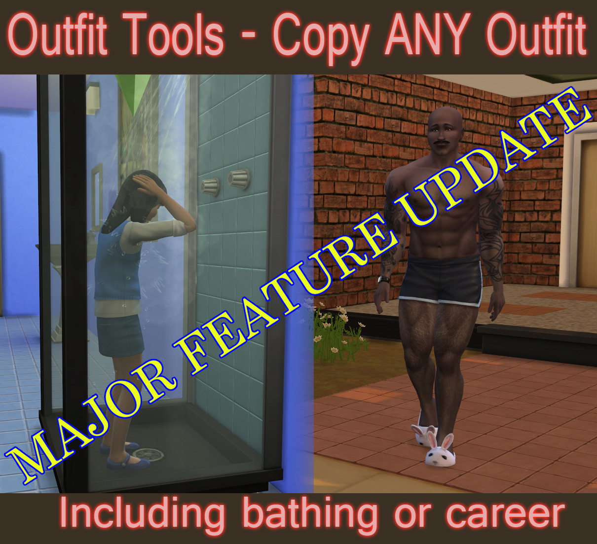 Mod The Sims - Outfit Tools - Copy Any Outfit v4