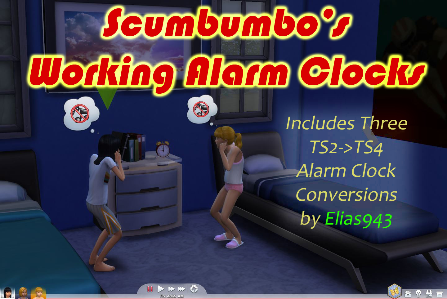 alarm for pc