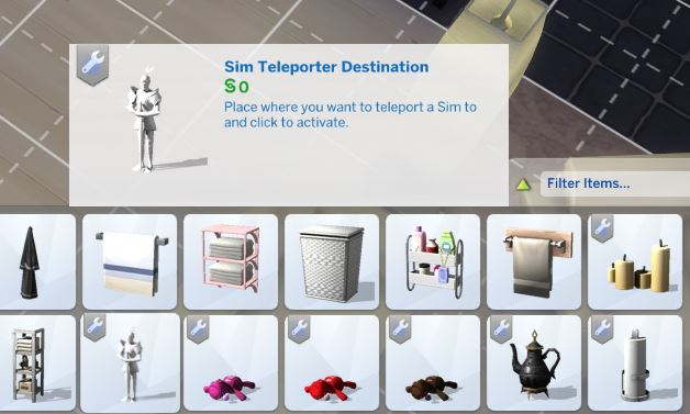 Mod The Sims - *OUTDATED* - Teleport Any Sim